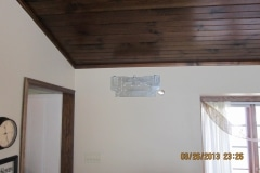 Ductless HVAC Residential Installation, Interior