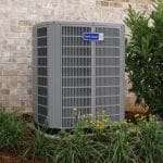American Standard Air Conditioning Unit, Bill's Heating & Air Conditioning, 526 Garfield, Lincoln, NE 68502