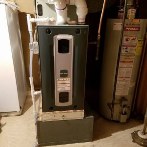 Furnace repair in Lincoln with our NATE certified furnace repair experts. They can fix any make and model. Get furnace repair from our family owned business at Bills Heating & Air Conditioning