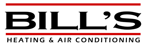 Logo from the Lincoln, NE HVAC company, Bill's Heating & Air Conditioning, 526 Garfield, Lincoln, NE 68502