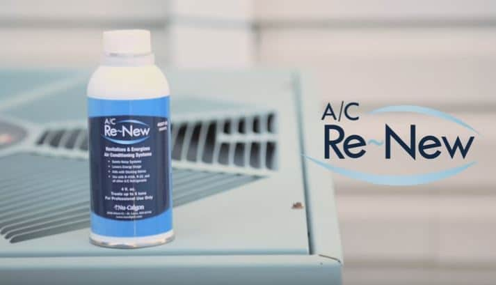 Air Conditioner noise is a result of the compressor that needs lubrication. Bill's Heating & Air Conditioning, 526 Garfield, Lincoln, NE 68502 can add AC ReNew to the air conditioner to help eliminate and quiet your air conditioner