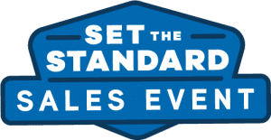 Set the Standard American Standard HVAC sales event. Bill's heating and cooling can install any American Standard equipment for this event running through May 31st 2018