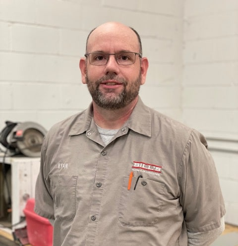 Ryan, Install Tech, Bills Heating and Air
